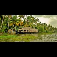 12 You can never miss the tourist attractions of Kerala.